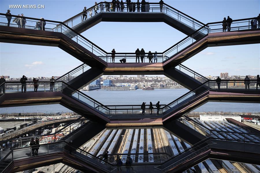 L'escalier Vessel devient une attraction touris