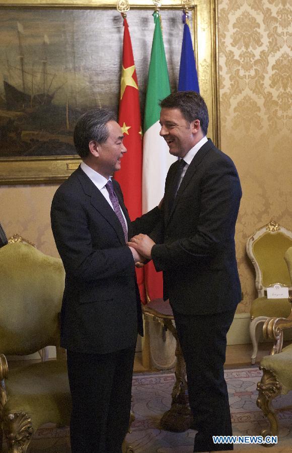 Rencontres entre italiens