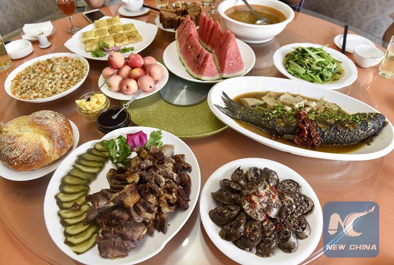 Savourer la cuisine russe dans une ferme chinoise french for Cuisine russe