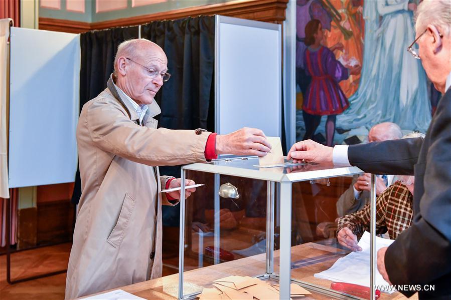 France présidentielle : ouverture des bureaux de vote en france