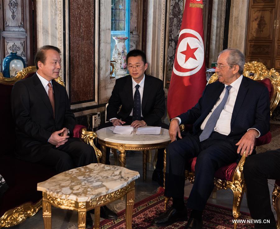 rencontre avec des tunisien