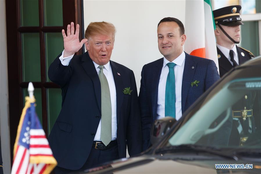 rencontre irlandais