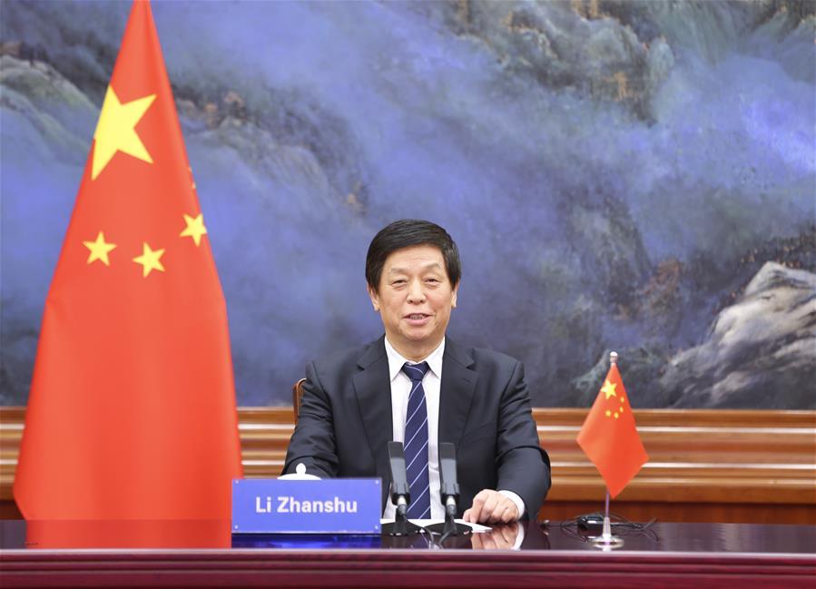 CHINA-BEIJING-LI ZHANSHU-BRICS PARLIAMENTARY FORUM(CN)