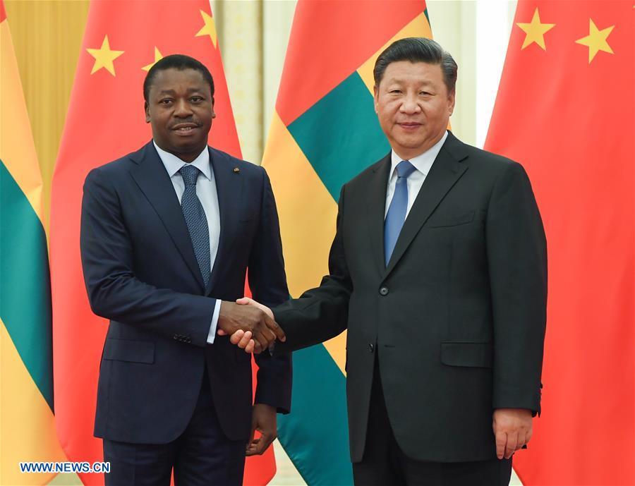 rencontre chine afrique