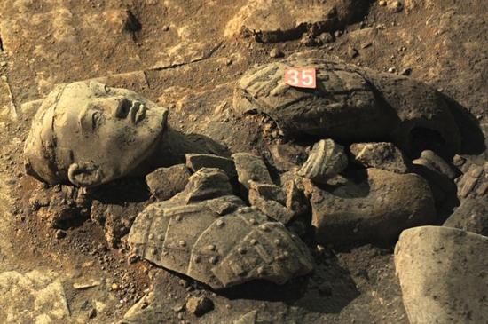 Chine Les Six Grandes Decouvertes Archeologiques En