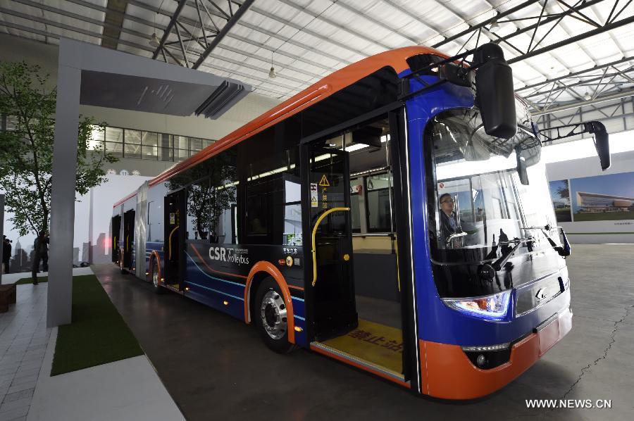 CHINA-ZHEJIANG-NINGBO-TROLLEY BUS-SUPER CAPACITOR (CN)