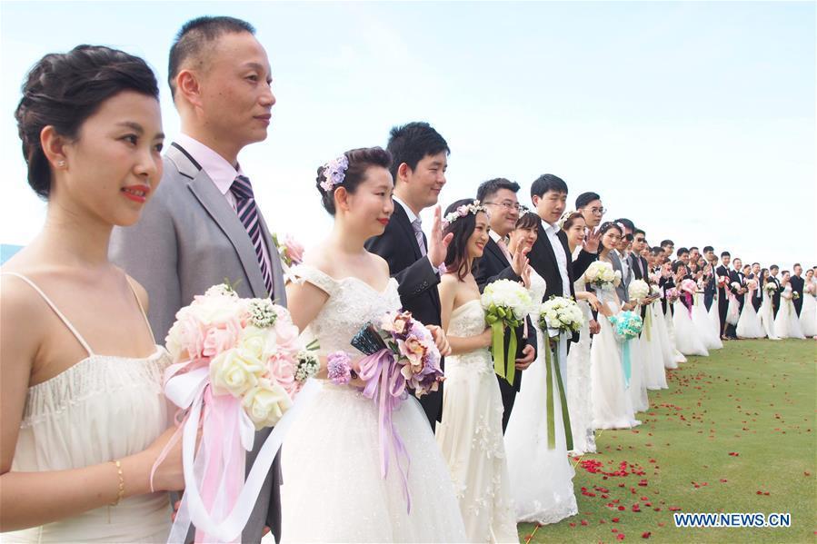 C r monie de mariage en groupe - Photo de groupe mariage ...
