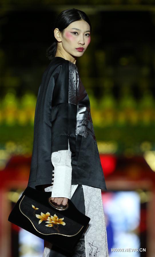 Semaine de la mode chinoise