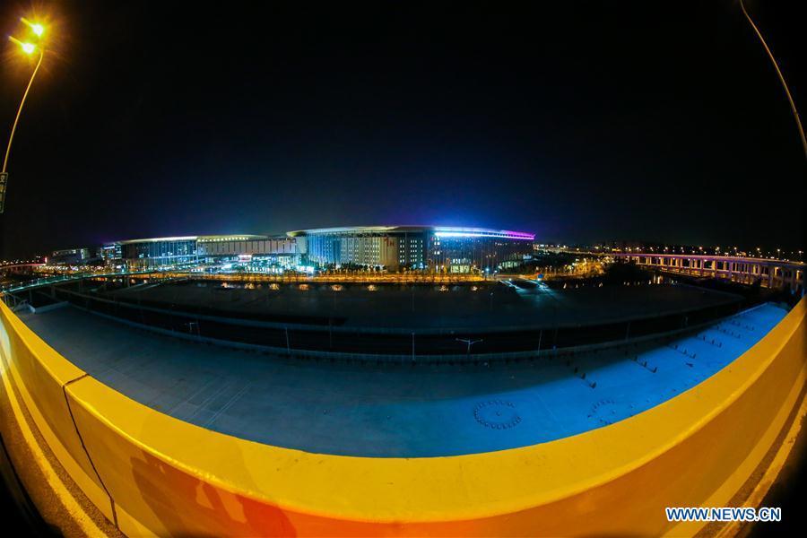 Site de la prochaine Foire internationale des importations de Chine