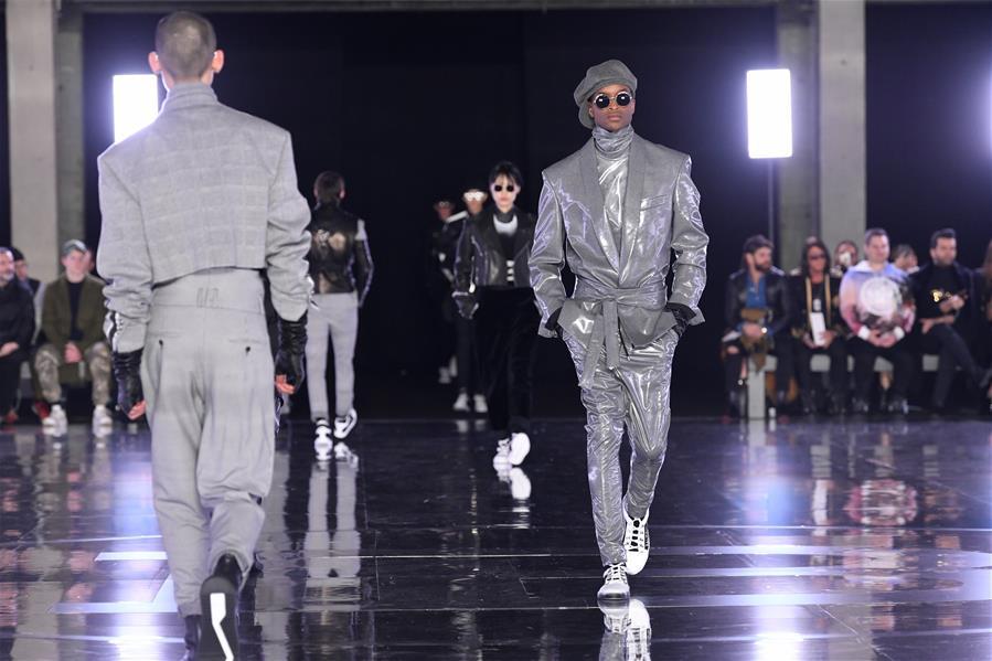 promo codes clearance sale buy best Défilé Balmain Homme automne/hiver 2019/2020 à Paris ...