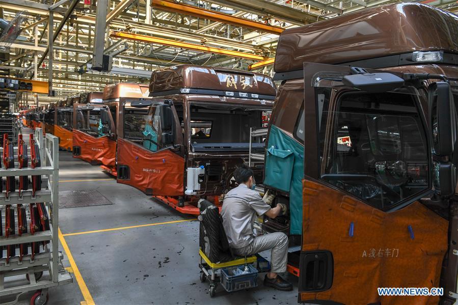 Chine : hausse de la production et des ventes du constructeur automobile FAW Group