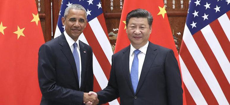 Xi Jinping rencontre Barack Obama à la veille du sommet du G20