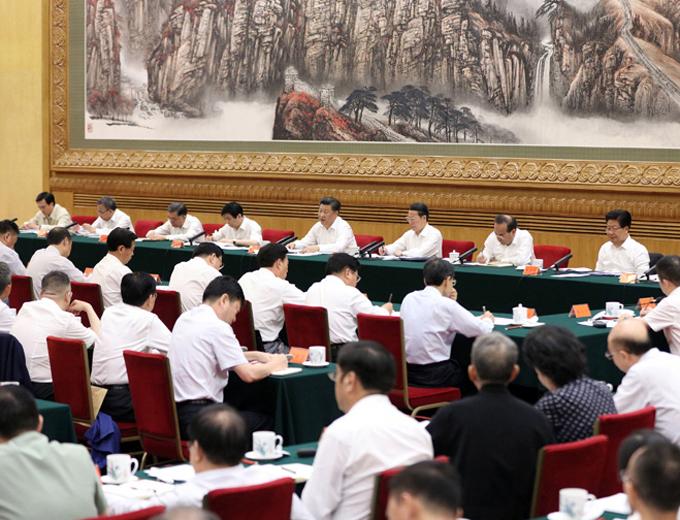 Xi appelle au développement de l'initiative