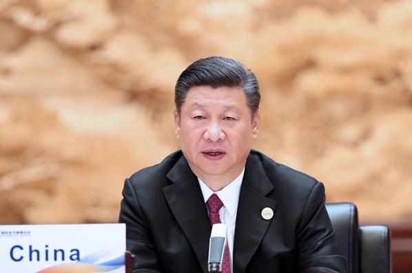 """Xi Jinping précise l'inspiration à l'origine de l'initiative """"la Ceinture  et la Route"""""""