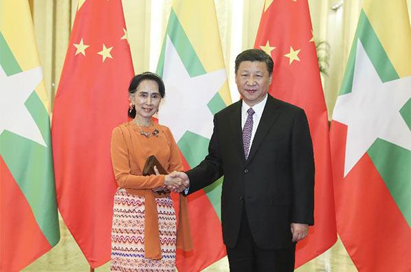 La Chine est prête à aider le Myanmar dans son processus de paix