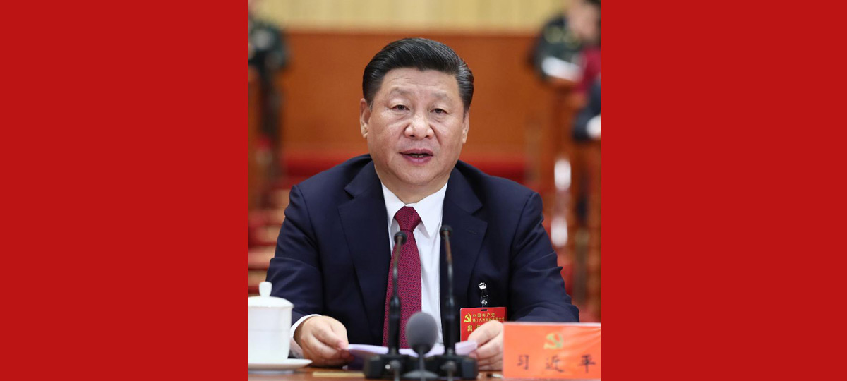 Xi Jinping salue le bel avenir de la nation chinoise
