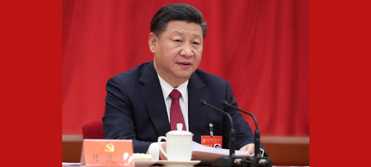 Le nouveau Comité central du PCC organise sa première session plénière
