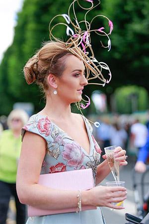 Irlande : Journée des dames à Dublin