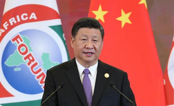 Xi Jinping organise un banquet pour les dirigeants participant au sommet du FCSA