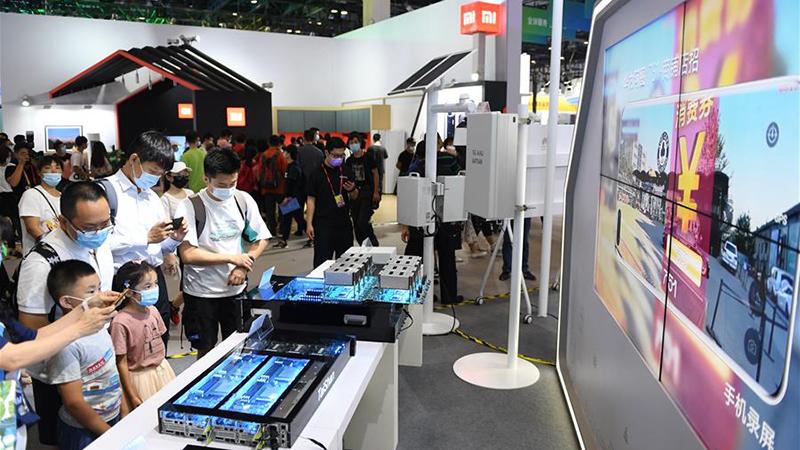 Le Salon international du commerce des services de Chine 2020 enregistre 95.000 entrées