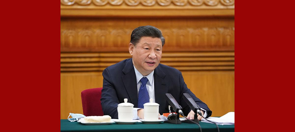 Xi Jinping met l'accent sur le développement de haute qualité et l'amélioration du bien-être du peuple