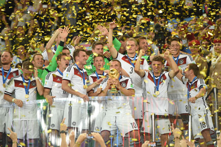 - Equipe argentine coupe du monde 2014 ...
