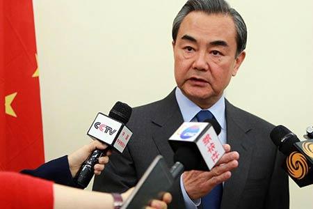 Le ministre chinois des AE appelle à mettre en œuvre l'accord de Munich sur la Syrie