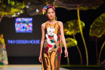 Photos: Semaine internationale de la mode du Vietnam 2016