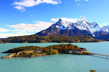 EN IMAGES: Le Parc national Torres del Paine au Chili