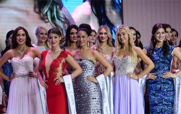 Chine: la finale de Miss All Nations 2016 à Nanjing