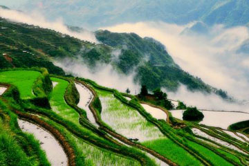 Huit photos qui illustrent le charme irrésistible de la province du Guizhou