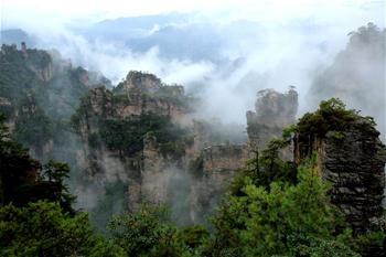 Photos : Tourisme à Zhangjiajie
