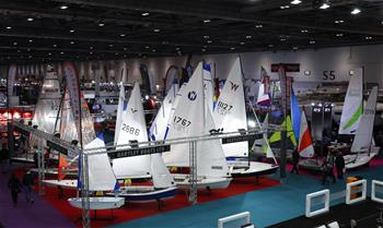 "Royaume-Uni : salon nautique à Londres ""London Boat Show"""