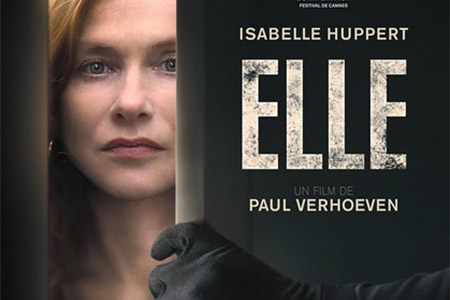 "France/Culture: ""Elle"" remporte le César du meilleur film"