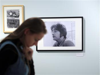 "Exposition ""Imagine John Lennon"" tenue à Heidelberg"