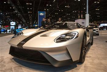 Etats-Unis : salon automobile de Chicago