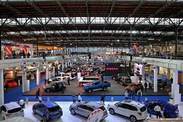 Croatie : Salon de l'automobile de Zagreb