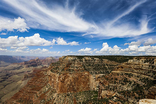 Etats-Unis: paysage du Grand Canyon en Arizona